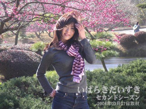 宮崎香梨さん<br>撮影会に便乗して撮影。いい感じに風が吹いて艶っぽさを出せました(^^)。