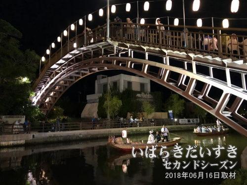 2018年06月16日 の 夜の嫁入り舟