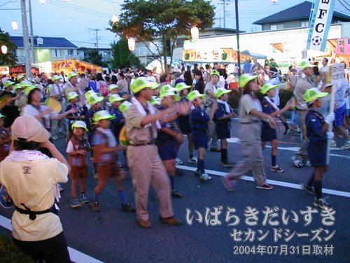 日本ボーイスカウト 牛久第一団