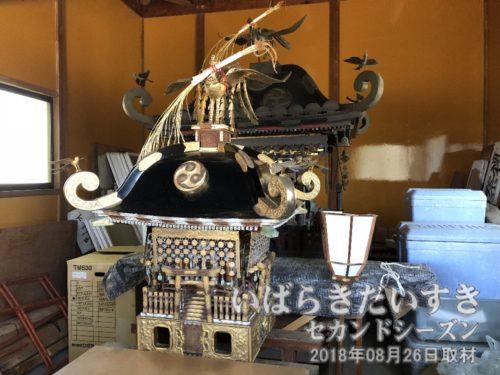 熊野神社の神輿