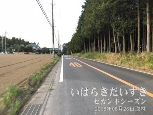 この道を行けば、高岡愛宕神社です。