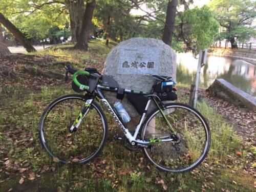 茨城観光100選_亀城公園
