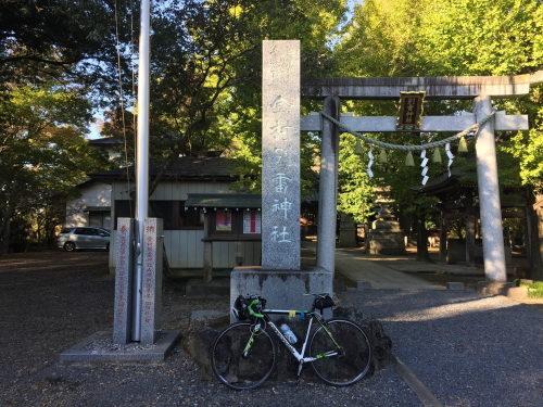 茨城百景_金村別雷神社
