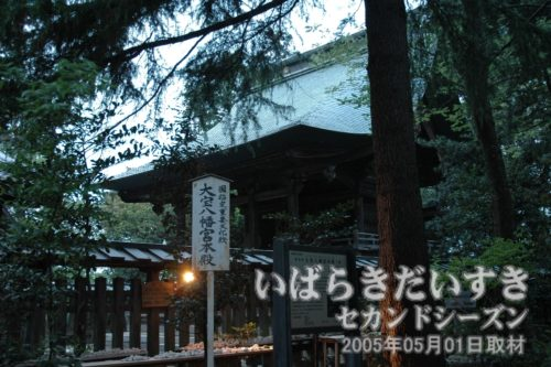 大宝八幡宮_本殿(国指定重要文化財)