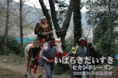 日枝神社の流鏑馬