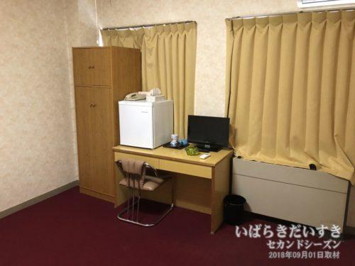 ホテルがんけ:シングルルーム