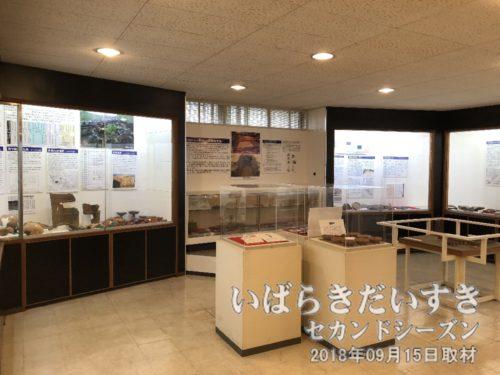 国府石岡の歴史を、学ぶことができます。