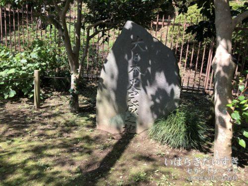 『大日本史』 完成の碑