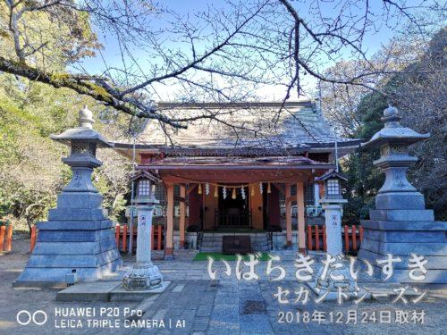 茨城百景 包括風景 息栖神社