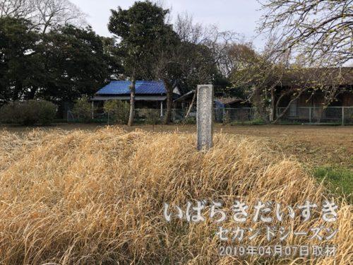江戸崎城址 / 江戸崎高等学校発祥の地