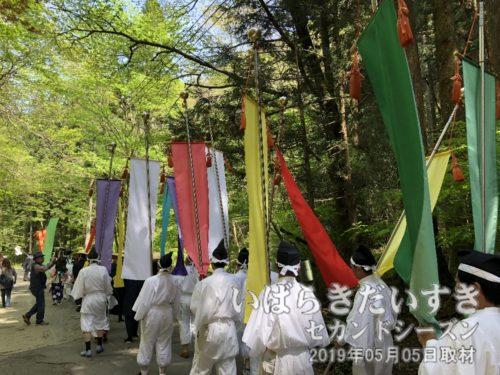 令和元年 花園神社 例大祭