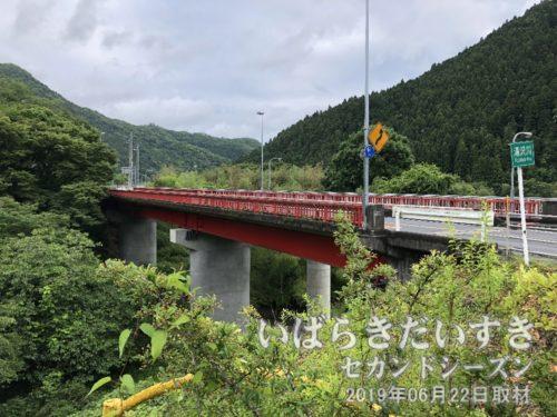 茨城百景 包括風景 湯沢渓流