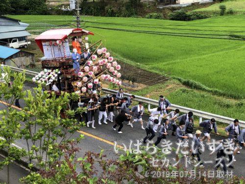 令和元年 鷲子祇園祭
