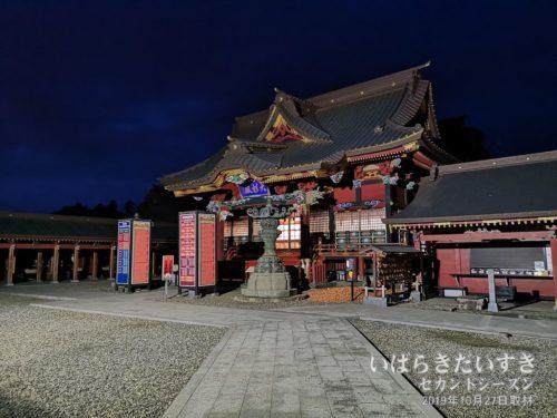 大杉神社 拝殿
