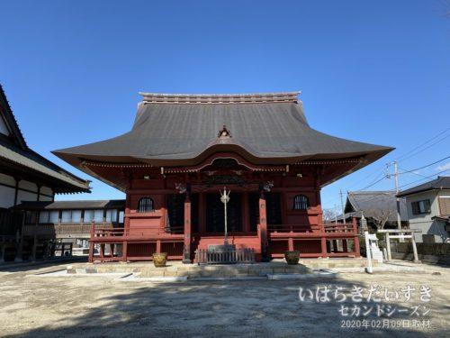 千妙寺 本堂