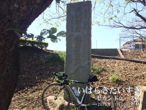 茨城百景_水海道近郊名所巡り