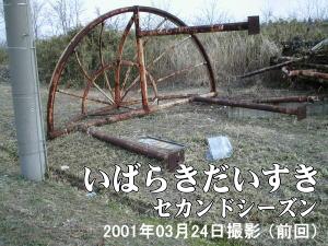 2001年03月24日撮影(前回)