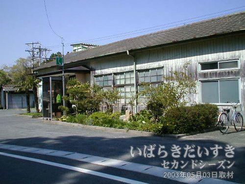 常磐線 末続駅 駅舎<br>前回はここ末続駅で旅が終わってしまいました。今回はこれから!!