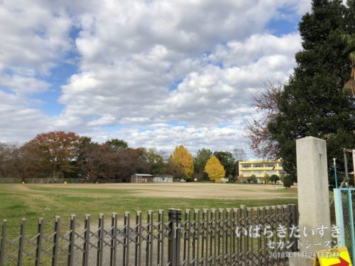 常陸太田市立 常陸太田小学校。