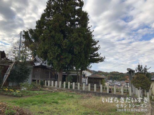 熊野八坂神社。