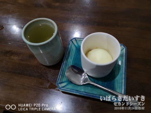 ユーパル矢祭:夕食 デザート