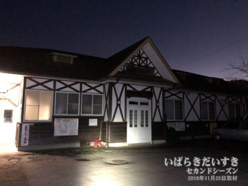 JR下野宮駅。無人駅。
