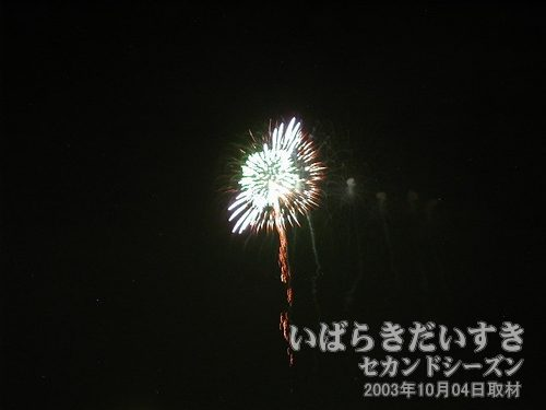 56:花火DEマジック 「エ~ッ、花火が消えた!?」<br>大曲花火化学工業