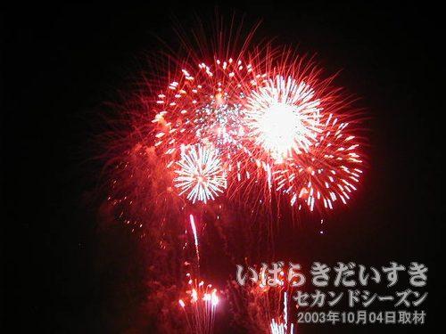 71:火の舞<br>紅屋青木煙火店