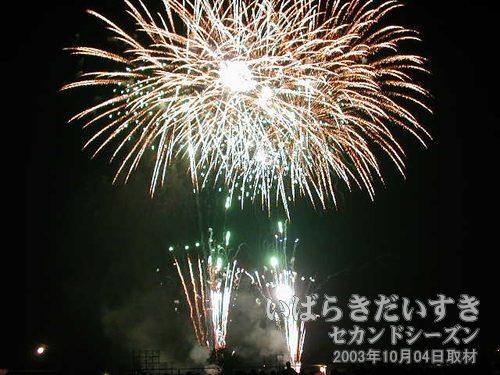 80:天空に広がる夜空に<br>新潟煙火工業