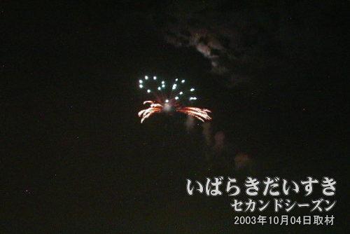 88:昇曲導付 マジカルたまちゃん<br>三遠煙火