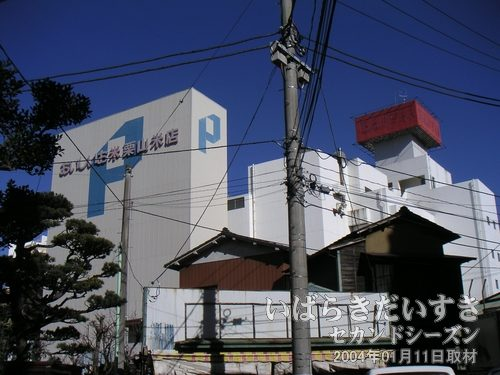 キーポイントな土浦市大和町<br>栗山米店と西友土浦店(閉店)などがあります。大和町はまだ、古き土地柄です。