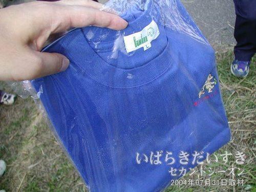 かっぱまつりTシャツ<br>Lサイズを購入しました。