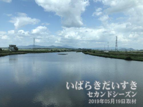 茨城百景 包括風景 恋瀬川