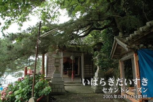 薬師如来堂 本堂(2005年)