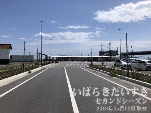 常磐線 富岡駅まで来ました