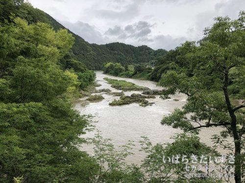 茨城百景 包括風景 鰐ヶ淵