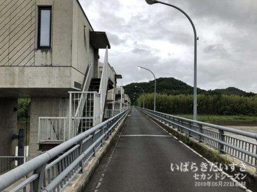 「岩崎堰」は「水戸藩三大江堰」だとか。