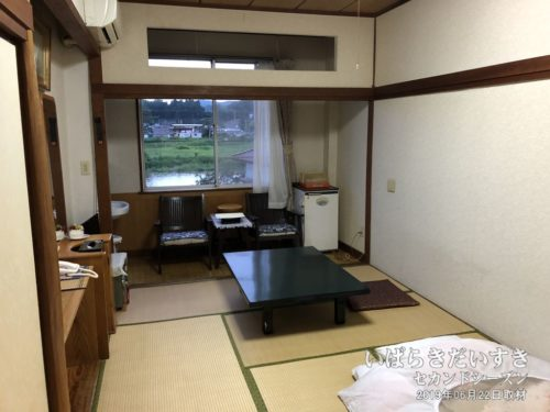 ホテル鮎亭:和室