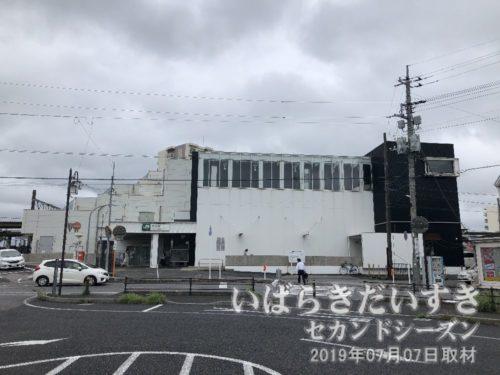 成田線 布佐駅 東口