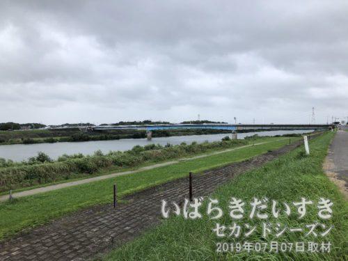 茨城百景 包括風景 布川栄橋