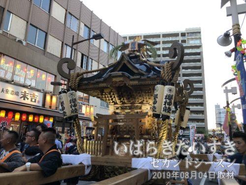 櫻神睦 の神輿