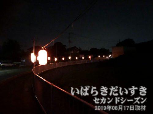 鷲神社までは、歩行者専用道路扱い。