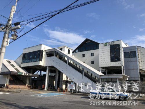 常磐線 藤代駅(北口)
