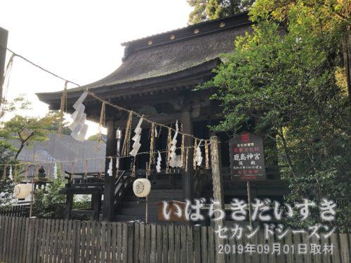 仮殿(重要文化財)