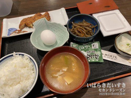 神宮ホテル 朝食(和食)