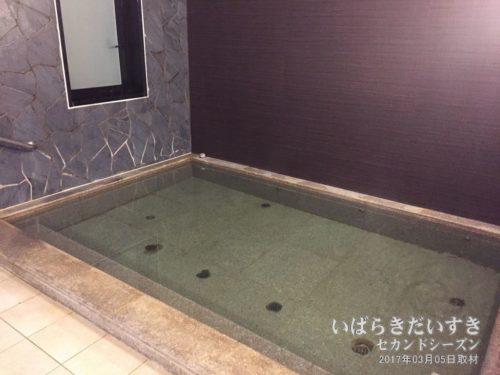 大浴場:湯船