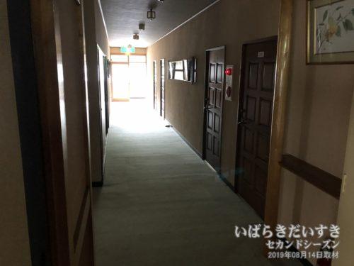旅館 北條館別館 廊下