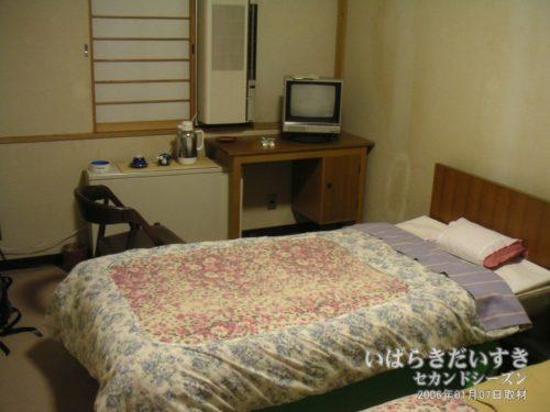 ツインルーム:吉見屋旅館