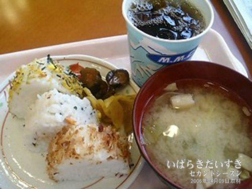 東横イン日立駅前 無料朝食(2006年度版)
