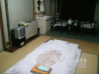 和室:ホテルがんけ